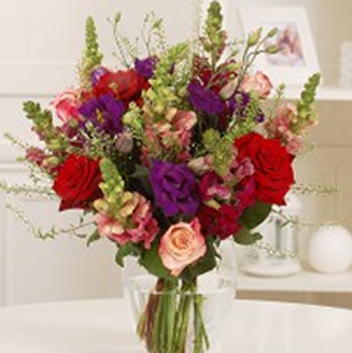 French Elegance Flowers Bouquet