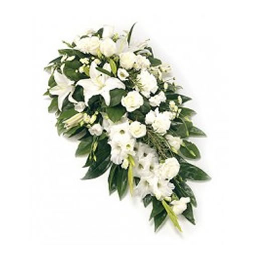 Single Ended Spray | Funeral Flowers
