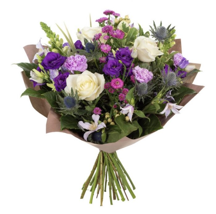 Wild & Fresh Bouquet Delivered to Leixlip on Mother's Day.