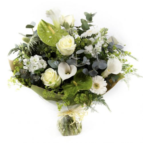 A Classic and Elegant Flower Bouquet
