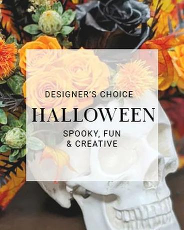 Halloween Designers Choice - Spooky, Fun & Creative